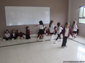 Actividades en el Campo de Alumnos de Sala de 5 años 1