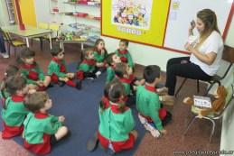 Clase abierta de Inglés en sala de 4 años 5