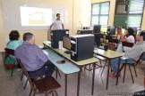 Clase de computación de la sala de Antonella 13