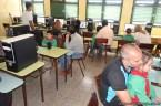 Clase de computación de la sala de Antonella 26
