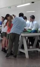 Clase práctica en Anatomía Humana 5