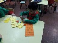 Disfrutamos los juegos realizados en el taller de padres 1