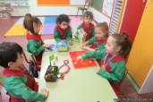 Disfrutamos los juegos realizados en el taller de padres 13