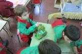Disfrutamos los juegos realizados en el taller de padres 19