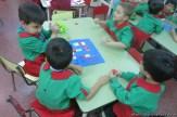 Disfrutamos los juegos realizados en el taller de padres 20