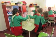 Disfrutamos los juegos realizados en el taller de padres 26