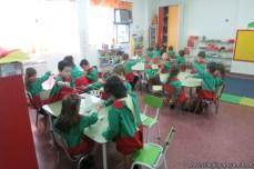 Disfrutamos los juegos realizados en el taller de padres 27