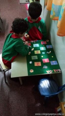 Disfrutamos los juegos realizados en el taller de padres 29