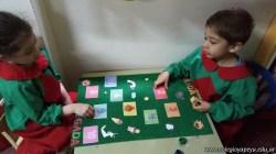 Disfrutamos los juegos realizados en el taller de padres 32