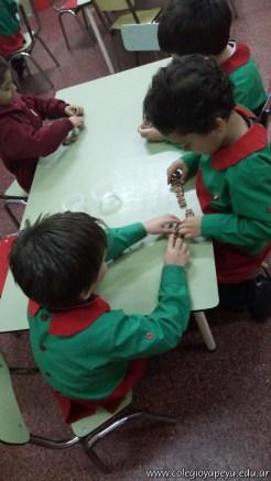 Disfrutamos los juegos realizados en el taller de padres 37