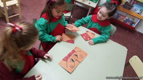 Disfrutamos los juegos realizados en el taller de padres 40