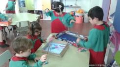 Disfrutamos los juegos realizados en el taller de padres 6