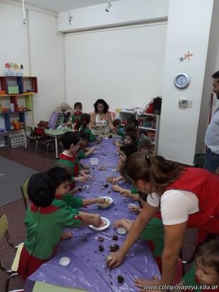 Visita de los padres de Pilar 13