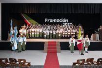 Acto de Colacion de la Promocion 2017 de Primaria 177