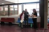 Entrega de certificados YLE 2