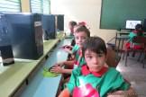 Inicio de clases de inglés y computación 24