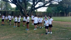 Inicio de clases en el Espacio Andes 14