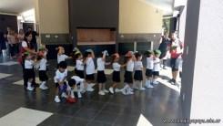 Inicio de clases en el Espacio Andes 6