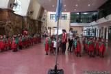 Izado y arriado de la Bandera 4