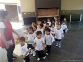 Clases de educación física de sala de 3 años 4