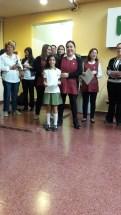 Entrega de certificados YLE primaria 10