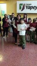 Entrega de certificados YLE primaria 29