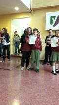 Entrega de certificados YLE primaria 3