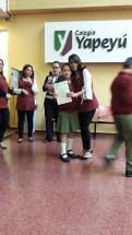 Entrega de certificados YLE primaria 4