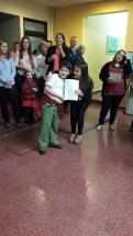 Entrega de certificados YLE primaria 40