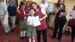 Entrega de certificados YLE primaria 57