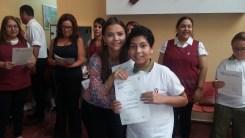 Entrega de certificados YLE primaria 69