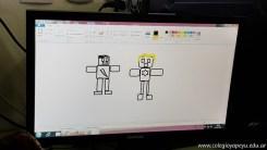Dibujando robots 1