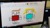 Dibujando robots 2