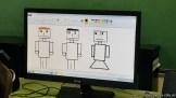 Dibujando robots 64