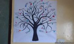 El árbol que deja huellas 1