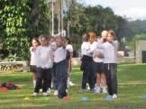 Jornada de atletismo con el Kid's School 21