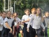 Jornada de atletismo con el Kid's School 22