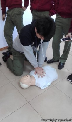 Curso de RCP y Primeros Auxilios 11