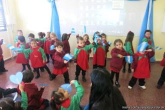 Festejos por el día de la Bandera Turno Tarde 12