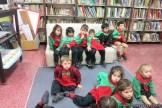Visita de sala de 4 a la biblioteca 4