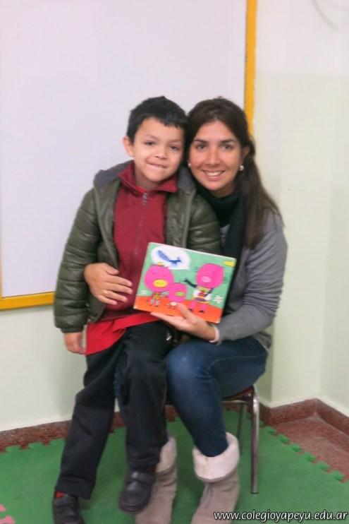 Visita de la mamá de Baltazar Soto Francia 5