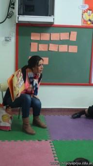 Visita de la mamá de Guillermina Iglesias 3