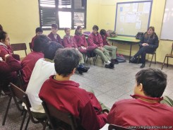 Tercer encuentro del taller de Educación Sexual Integral 1