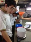 Trabajo con diferentes variables en el laboratorio 1