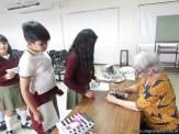 ¡Nos visitó la escritora Norma Huidobro! 27