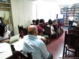 Visita del Dr. Juan José Cruces 2