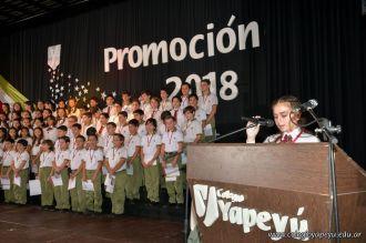 Acto de Colacion de Primaria 2018 259