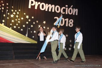 Acto de Colacion de Primaria 2018 56