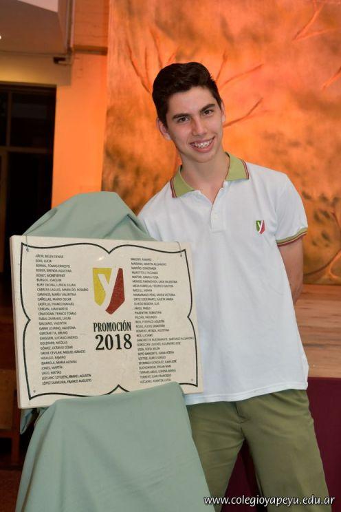 Ceremonia Ecumenica de la Promocion 2018 188