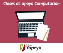 Clases de apoyo Computación